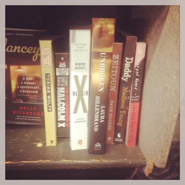 Books Inc. in the Castro!