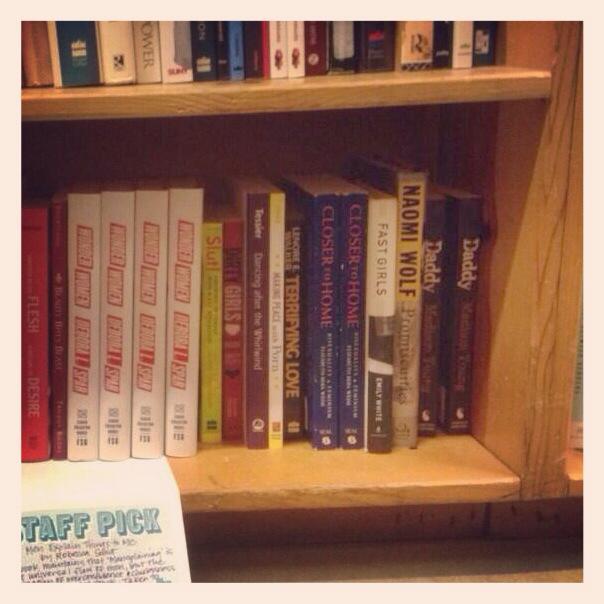 Powell's Books in Portland!